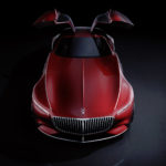 Vision Mercedes-Maybach 6, 2016