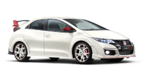 Honda Civic Type R White Edition