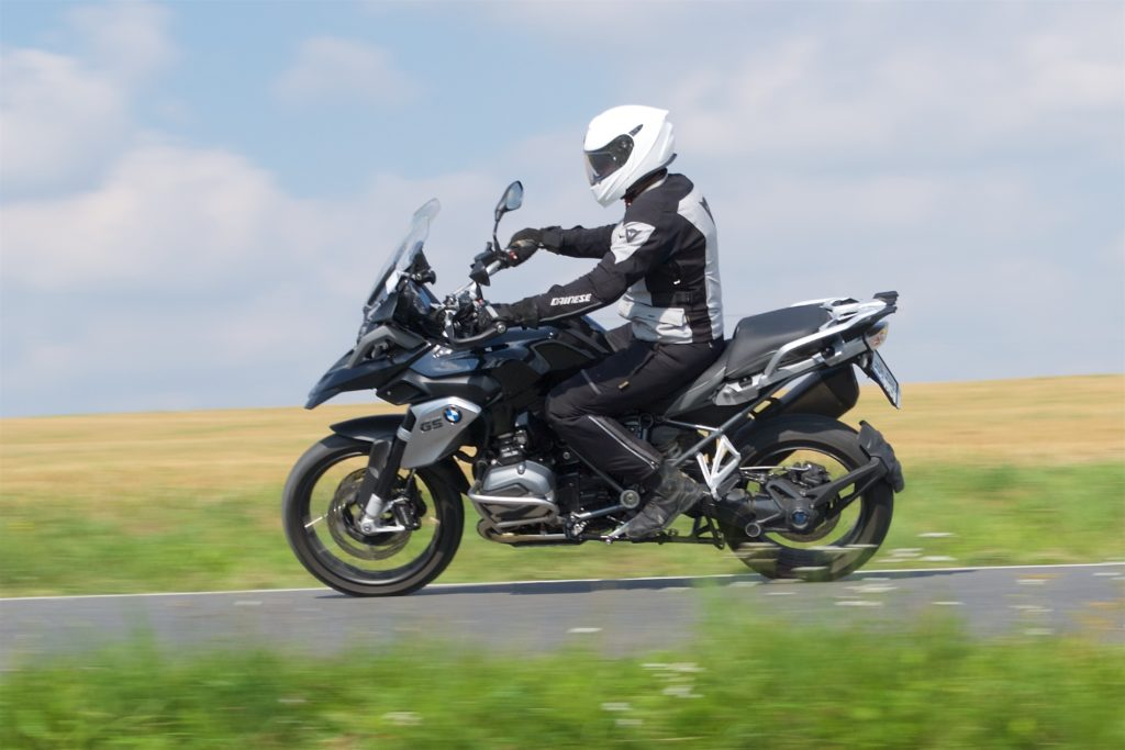 BMW R 1200 GS Triple Black 18