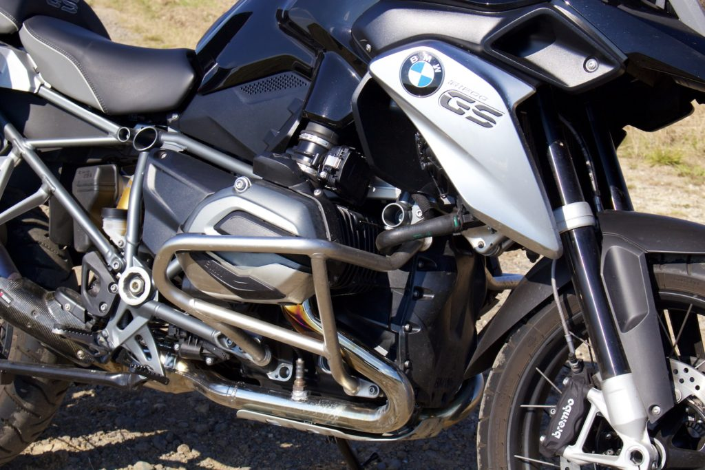 BMW R 1200 GS Triple Black 40