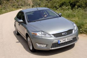2007 Ford Mondeo. (05/02/07)