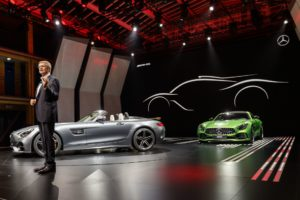 Mercedes-Benz Media Night, Paris 2016