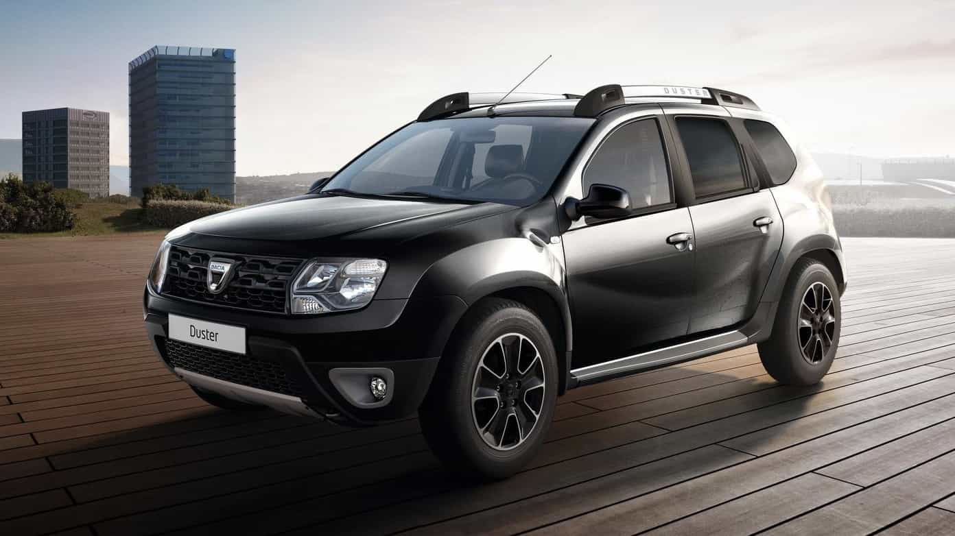 dacia duster dostala novou vrcholnou verzi black touch. Black Bedroom Furniture Sets. Home Design Ideas