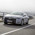 The new Opel Insignia Grand Sport
