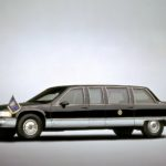 1993 Cadillac Fleetwood Presidential Limousine