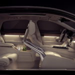 Volvo S90 Excellence interior ambient light