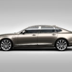 Volvo S90 Excellence exterior side