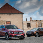 BMW X4 vs Mercedes GLC Coupé-0275