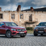 BMW X4 vs Mercedes GLC Coupé-0282