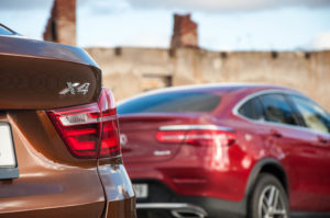 BMW X4 vs Mercedes GLC Coupé-0296