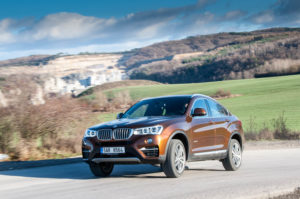 BMW X4 vs Mercedes GLC Coupé-0467