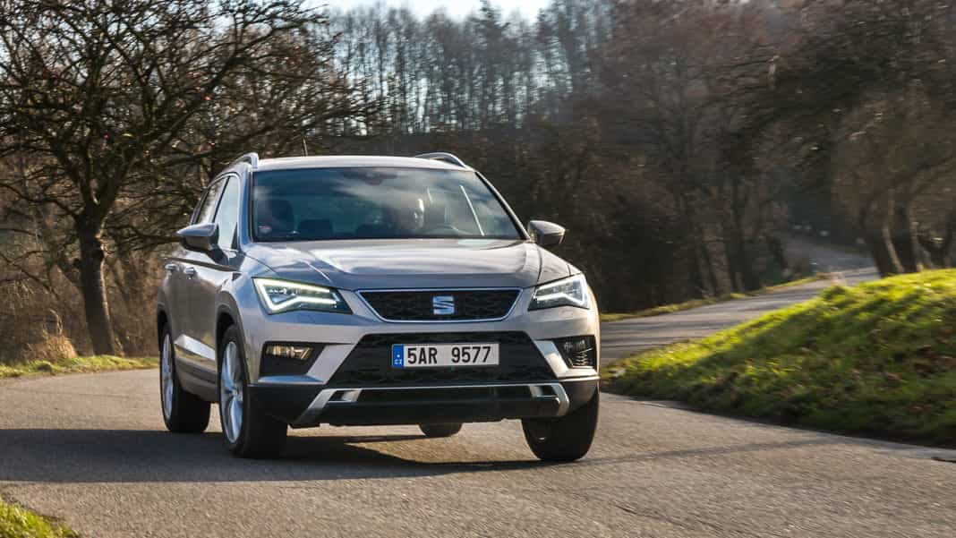 test seat ateca 1 4 tsi 4drive x volkswagen tiguan seat leon. Black Bedroom Furniture Sets. Home Design Ideas
