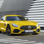 Mercedes-AMG GT S, C 190 (2017)