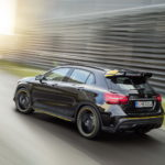 Mercedes-Benz AMG GLA 45 4MATIC Yellow Night Edition, X156 (2017)