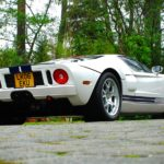 2005 Ford GT - Ex Jenson Button MBE rear