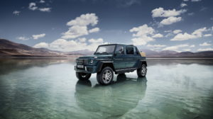 Der neue Mercedes-Maybach G 650 Landaulet: Streng limitiert: Open-Air-Luxus on- und offroad