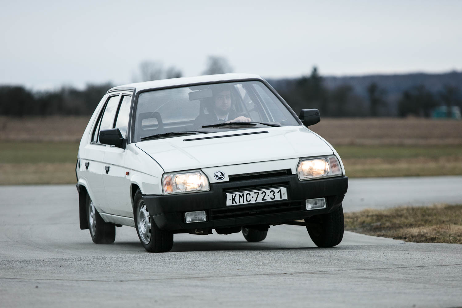 Skoda favorit 1987