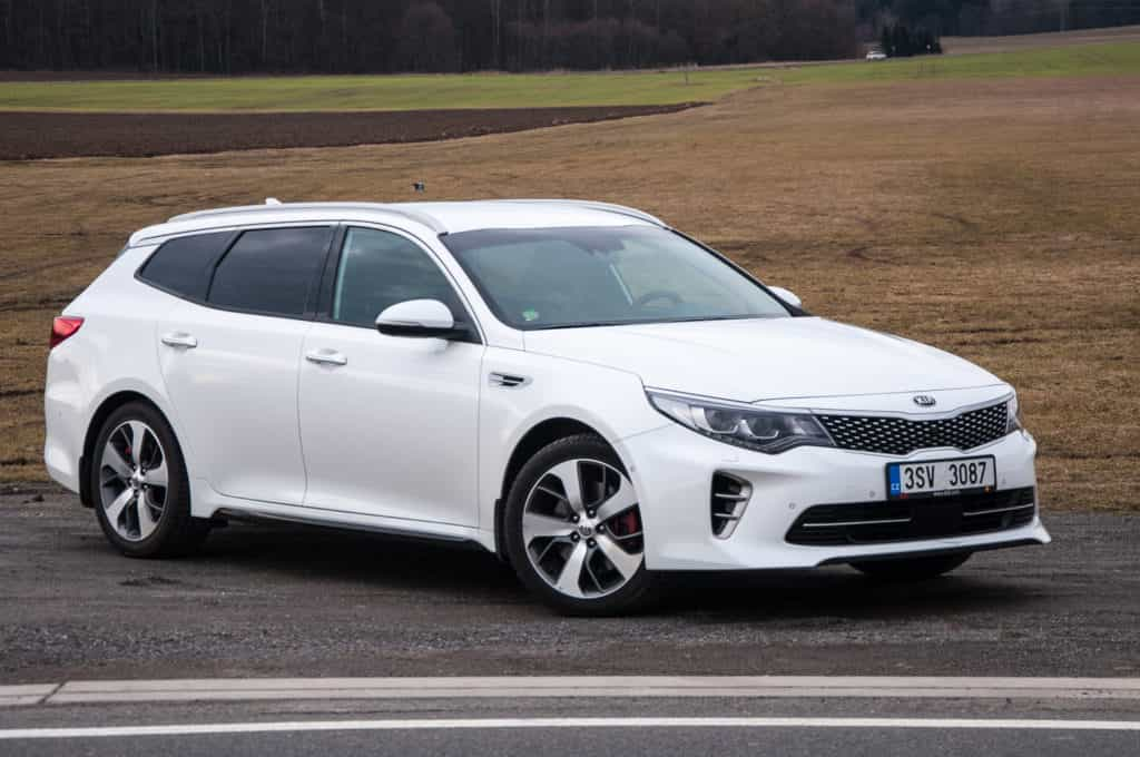 Kia Optima Sportwagon GT -0085
