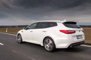 Kia Optima Sportwagon GT -1289
