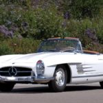 Mercedes-Benz 300SL Roadster (2)