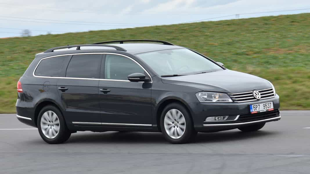 test ojetiny volkswagen passat b7 je dobr ale pozor na. Black Bedroom Furniture Sets. Home Design Ideas