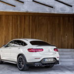 Mercedes-AMG GLC 63 S 4MATIC+ Coupé, 2017