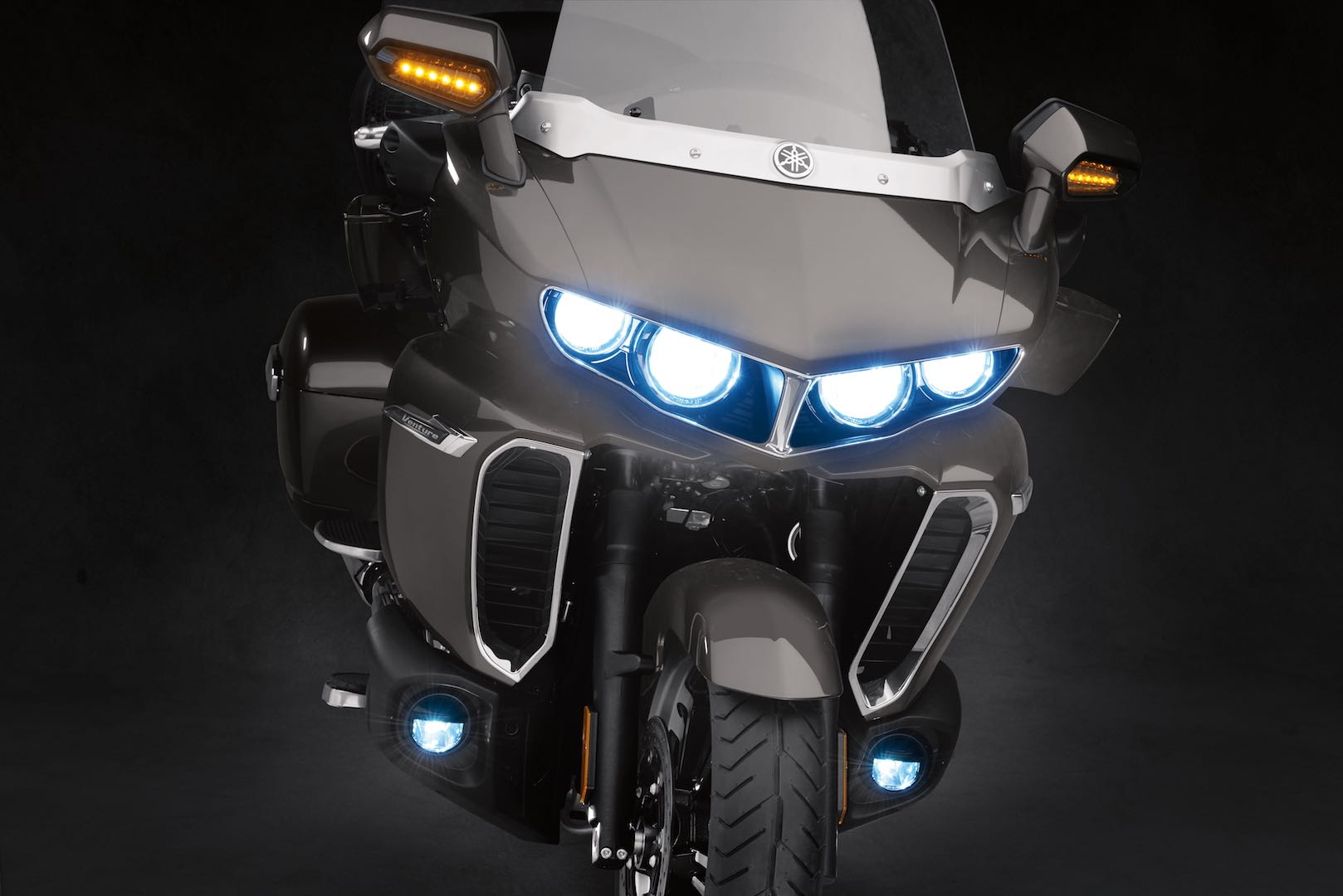 Yamaha Windshield  Venture Motorcycle