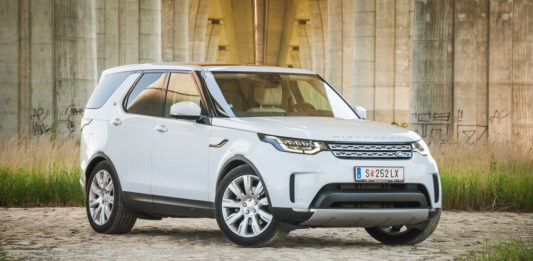 Land Rover Discovery TDV6-57