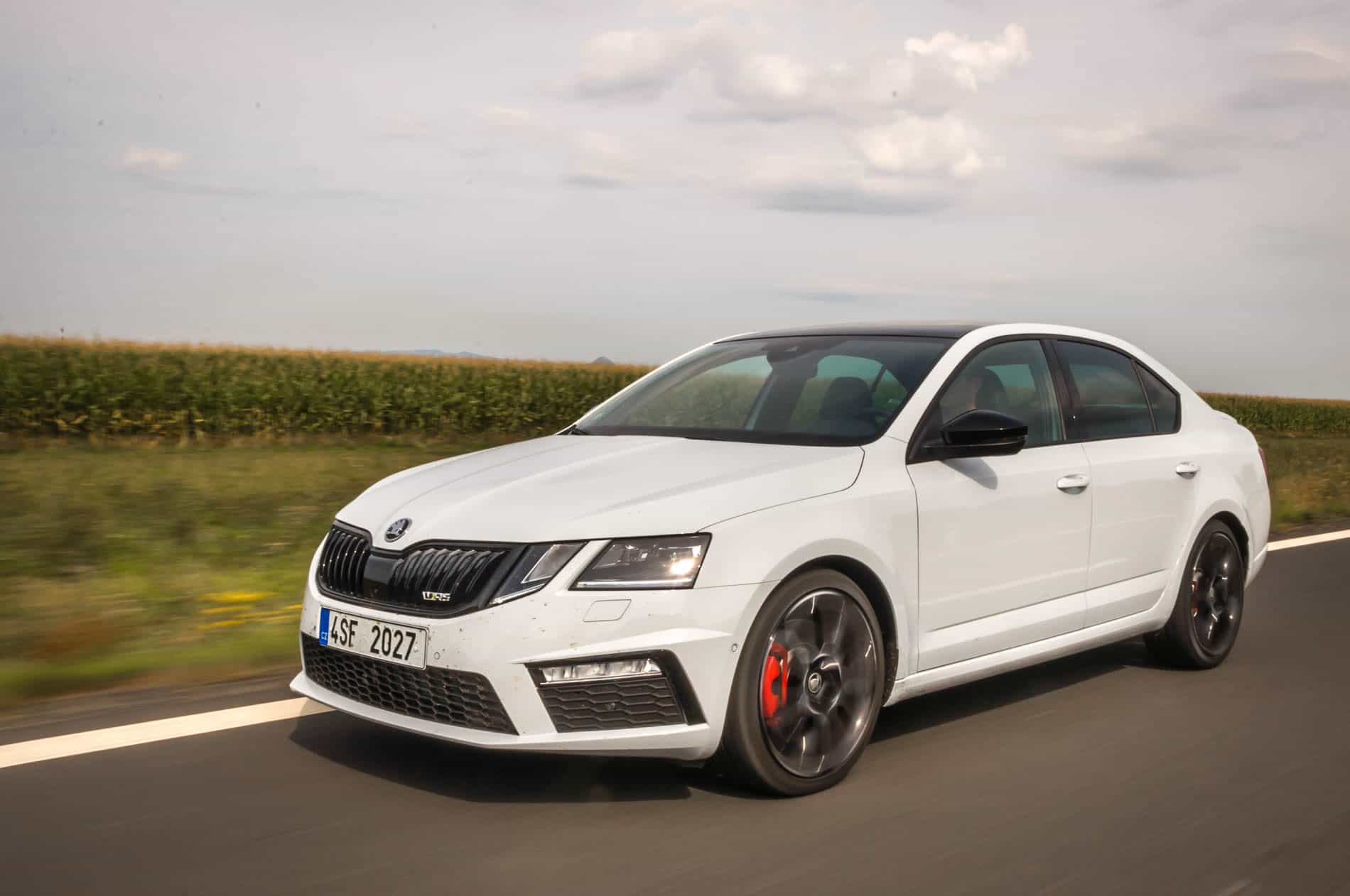 Leon vs Octavia RS vs Golf GTI-150