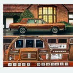 Lincoln Continental Mark VI 1980