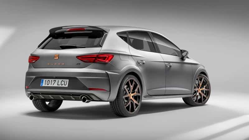 seat leon cupra r nov limitovan edice dostala karbon a v kon a 310 kon. Black Bedroom Furniture Sets. Home Design Ideas