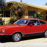 1974 Ford Mustang II Mach 1 hatchback coupe