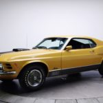 Ford Mustang Mach 1 1970 (3)