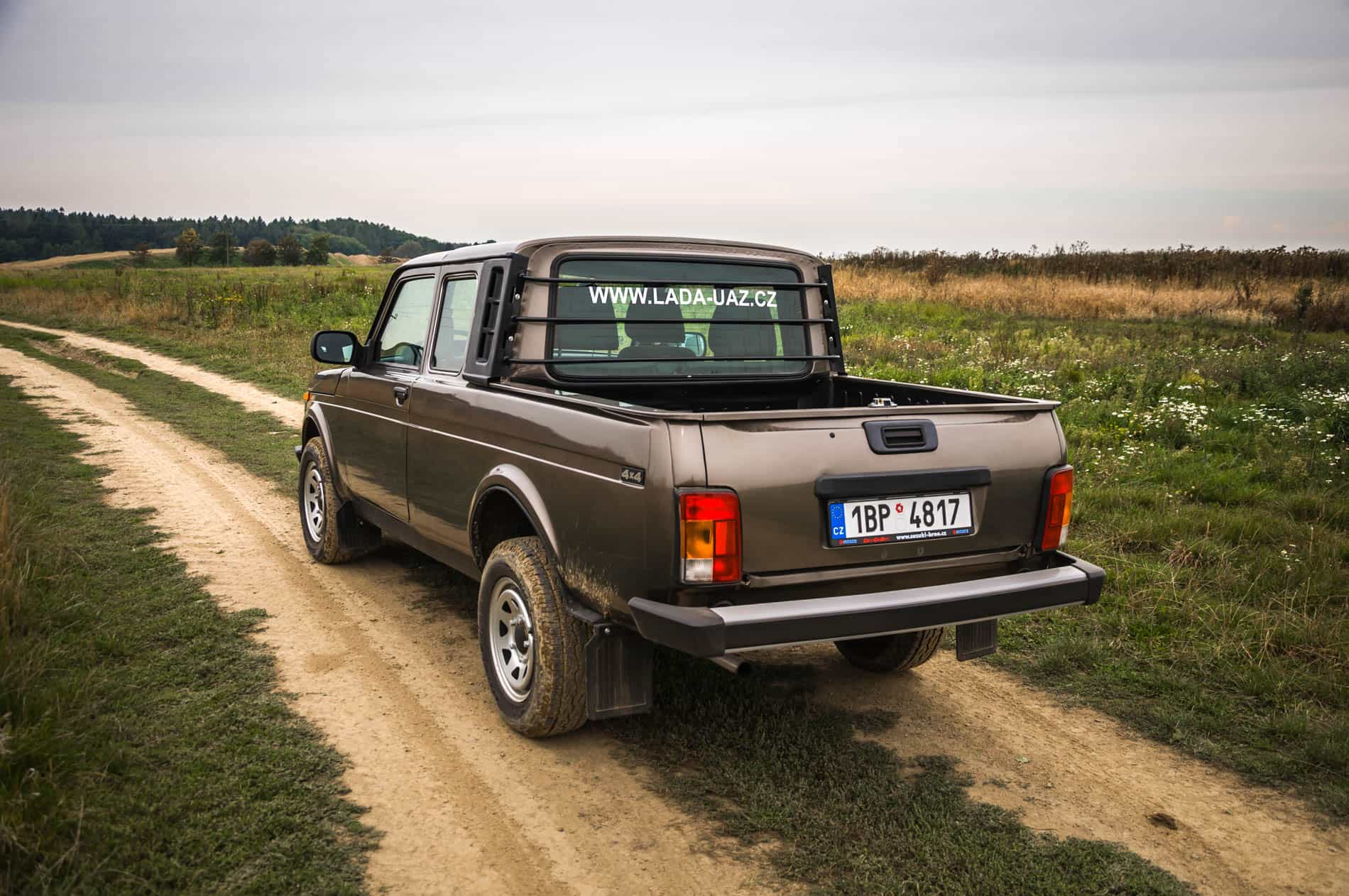 Lada Niva Pick up-7