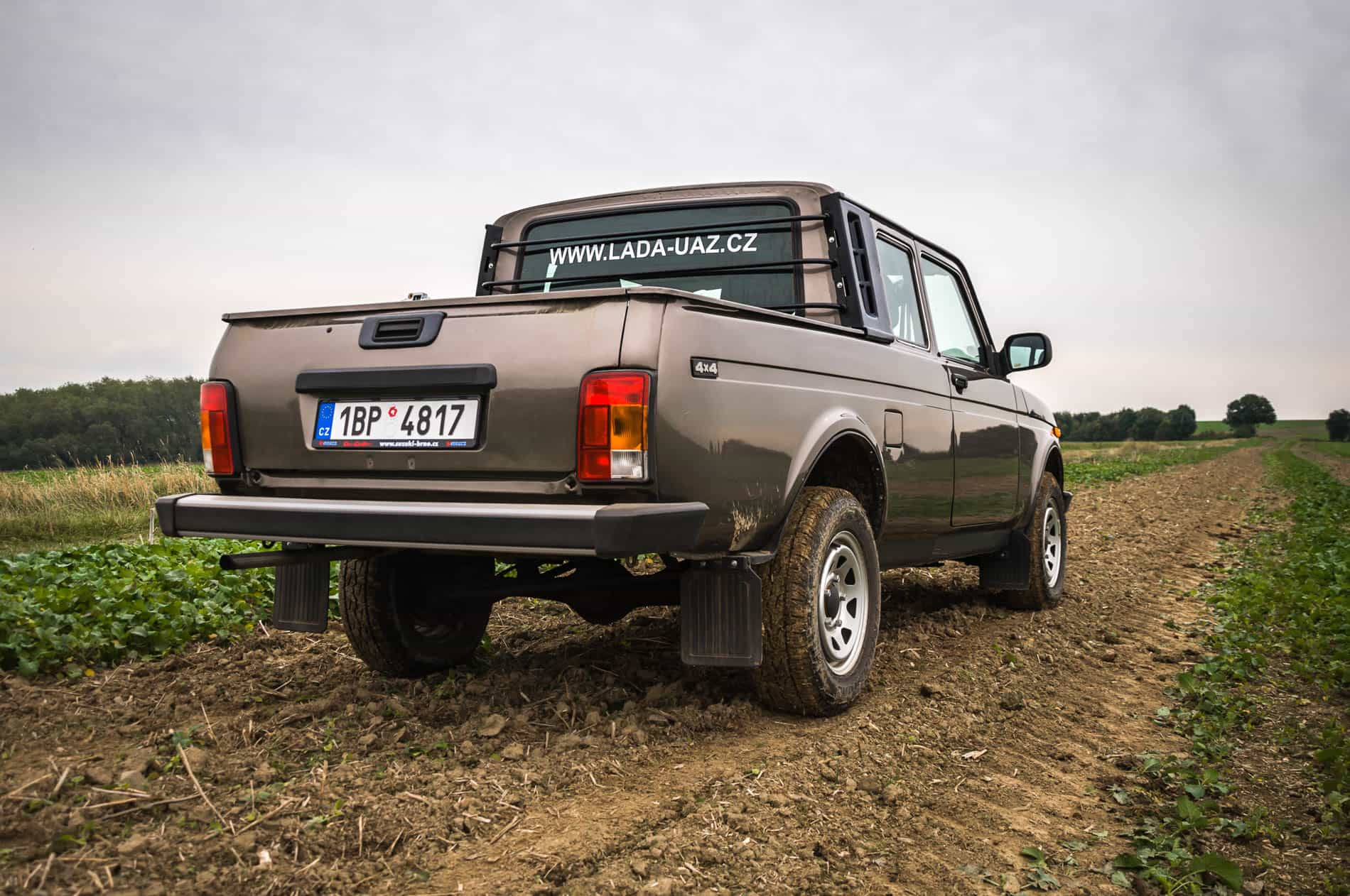Lada Niva Pick up-8