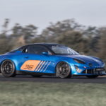 AUTO - DEVERMINAGE ALPINE A110 CUP