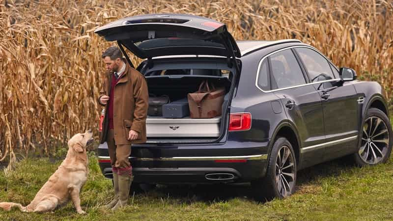 BentleyBentayga Field Sports