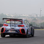 TCR International Series Zhejiang, China 06 - 08 October 2017