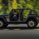 All-new 2018 Jeep® Wrangler Sahara