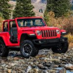 All-new 2018 Jeep® Wrangler Rubicon