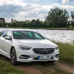 Towcar of The Year Opel Insignia