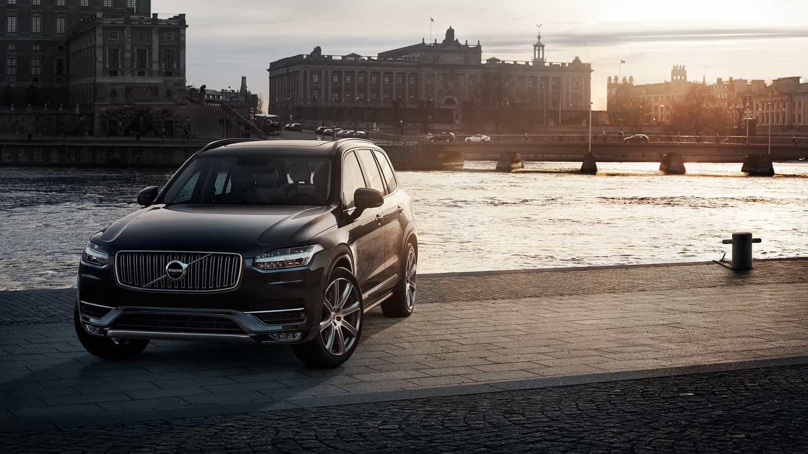 Towcar of The Year Volvo XC90