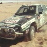 Dakar 1979 Citroen CX (1980)