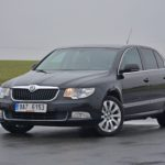 Skoda Superb II (1)