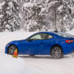 Subaru Snow Driving -11