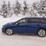 Subaru Snow Driving -14