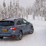 Subaru Snow Driving -15