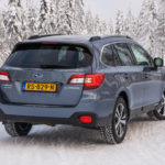 Subaru Snow Driving -16