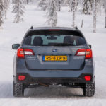 Subaru Snow Driving -17