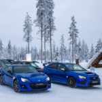 Subaru Snow Driving -3
